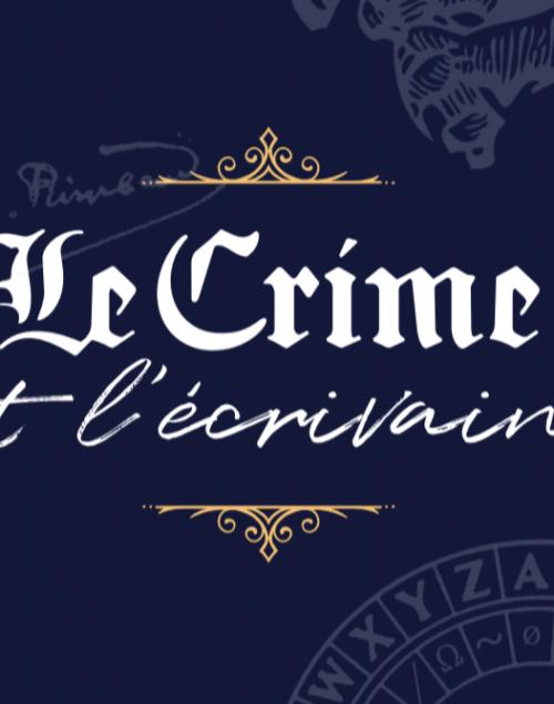 Jeu digital à distance «Le Crime et l'écrivain»