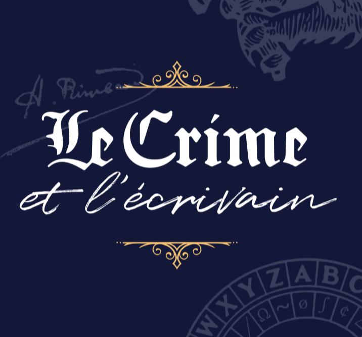 Le Crime et l'écrivain